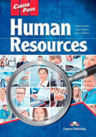 CAREER  PATHS HUMAN RESOURCES- STUDENT'S BOOK WITH  DIGIBOOK APP