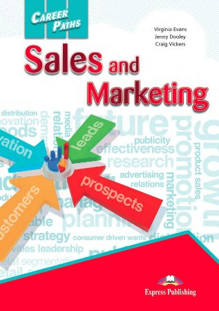 CAREER  PATHS SALES AND MARKETING - STUDENT'S BOOK WITH  DIGIBOOK APP