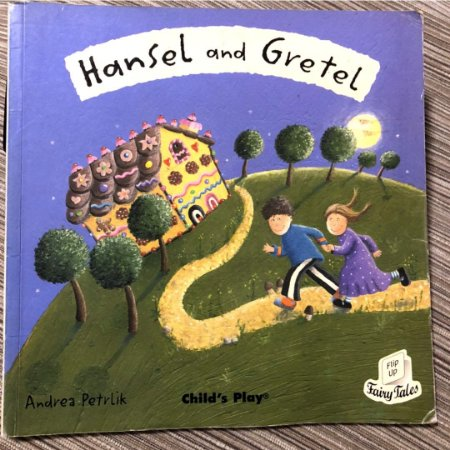 HANSEL GRETEL FLIP UP