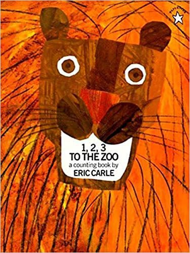 1, 2, 3 TO THE ZOO A COUNTING BOOK BY ERIC CARLE