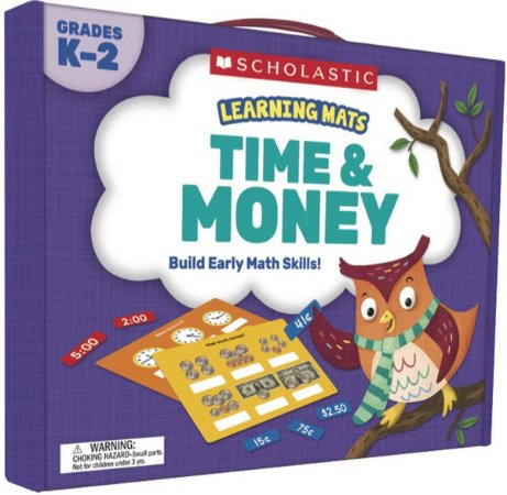 LEARNING MATS: TIME & MONEY