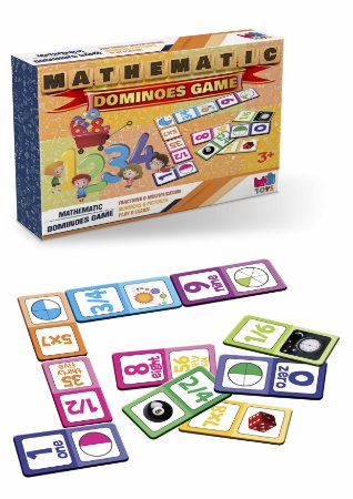 MATHEMATIC - DOMINOES GAME