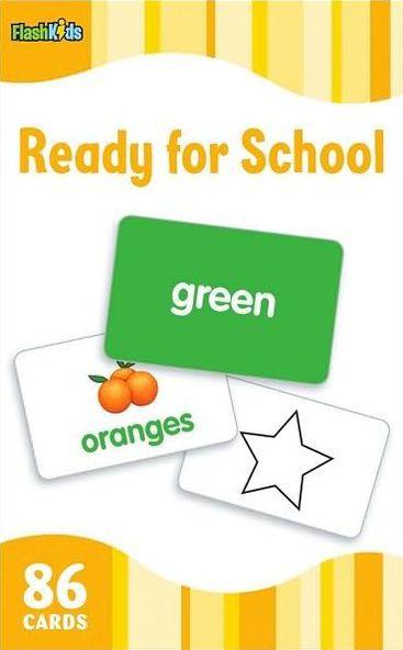 READY FOR SCHOOL - FLASH KIDS FLASH CARD