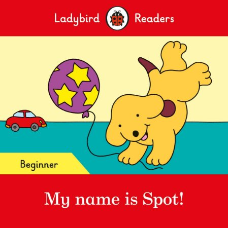 MY NAME IS SPOT