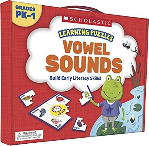 LEARNING PUZZLES: VOWEL SOUNDS