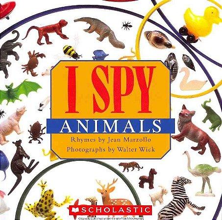 I SPY ANIMALS