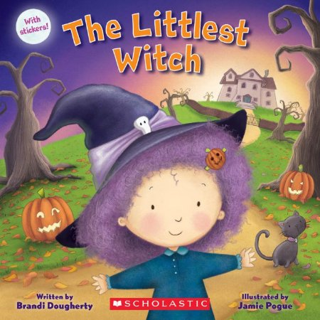 THE LITTLEST WITCH