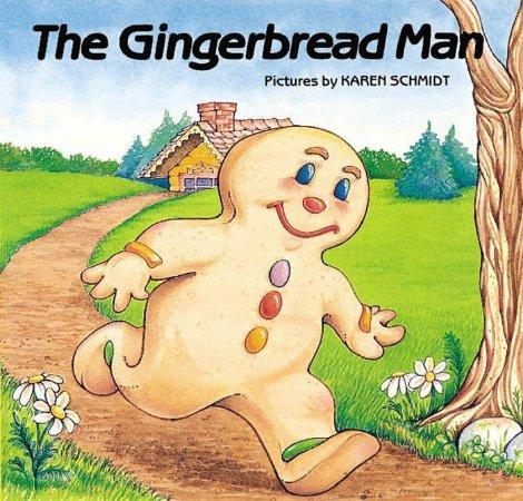 THE GINGERBREADMAN