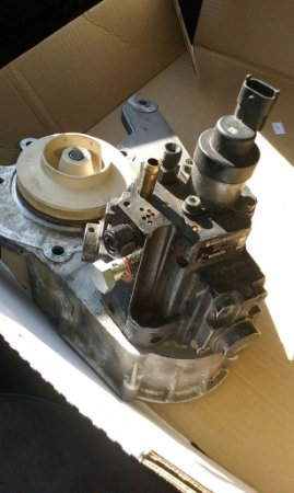 Bomba de alta pressão Ducato multijet euro5