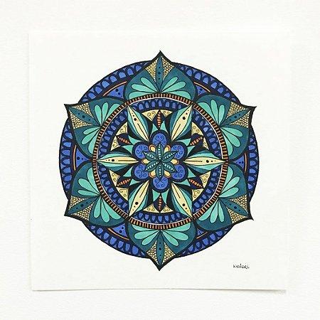 Mandala Alhambra - Original