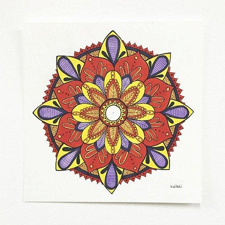 Mandala Sol - Original