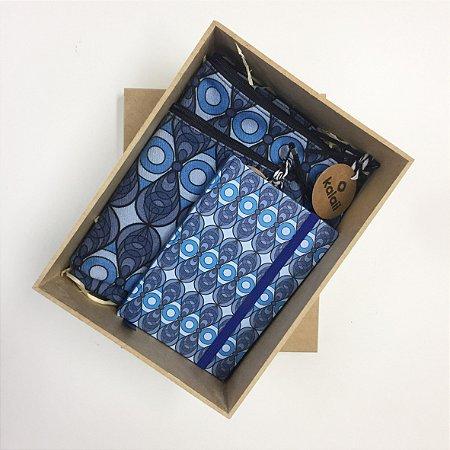Kit Natal #1 Azulejo Azul