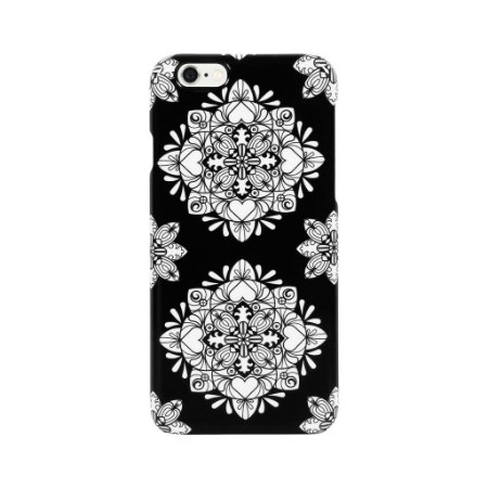 Case Iphone Mandala Nera
