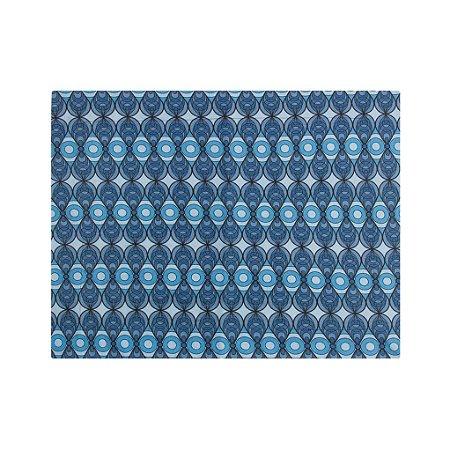 Jogo Americano Azulejo Azul - 2 un.