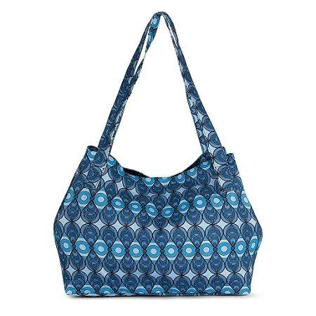 Bolsa Azulejo Azul