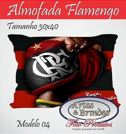 Almofadas Personalizadas Flamengo   Clique para ver outros modelos