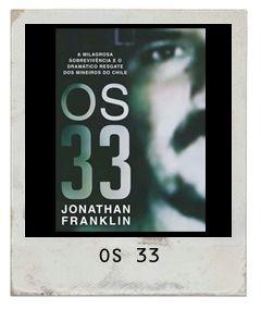 Livro Os 33