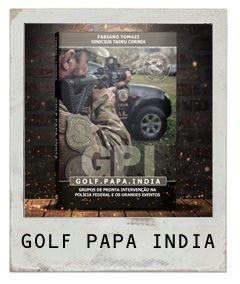 Livro GPI GOLF PAPA INDIA