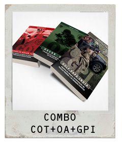Combo Livro COT + OA + GPI