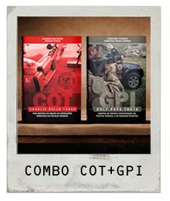 Combo Livro COT + GPI