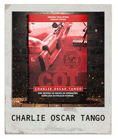 Livro COT - Charlie Oscar Tango