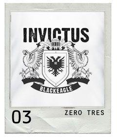Camiseta 03 (zero três)