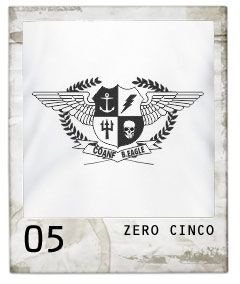 Camiseta 05 (zero cinco)