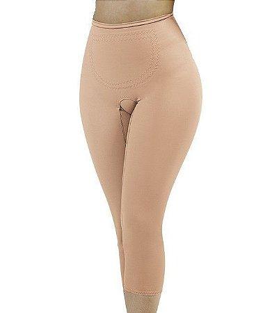 Cinta Modeladora Yoga com Pernas Abaixo do Joelho