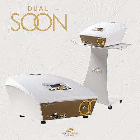 Dual Soon -Ultrassom focalizado e Ultrassom Colimado e terapia combinada.