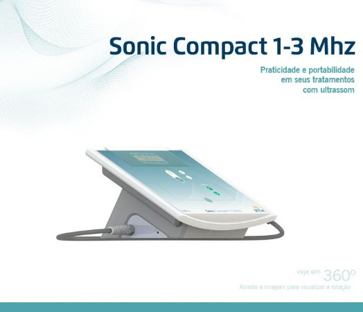Sonic Compact 1-3 MHz