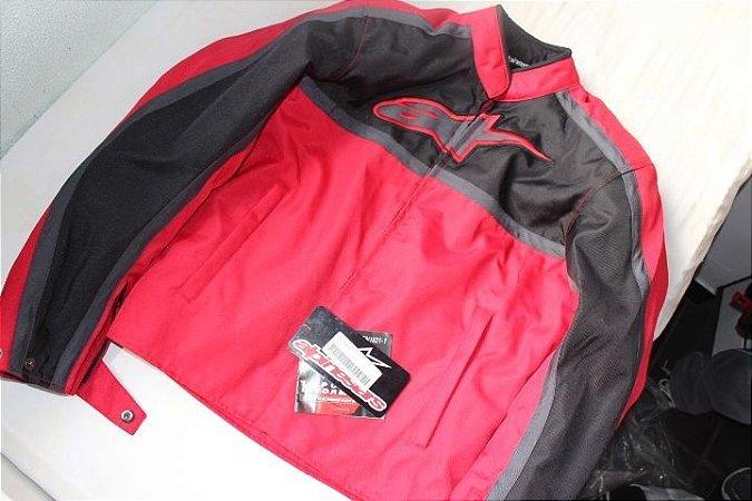 Jaqueta impermeável tamanho M