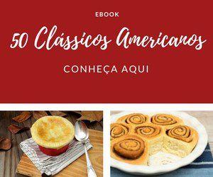 50 Clássicos Americanos - Sandubas e Afins - Sugestão - Chef joão Filho