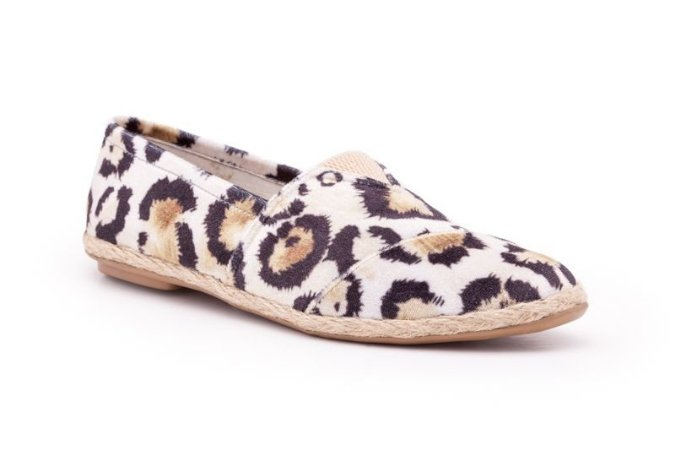 Slip-on Animal Print SUMMER LOVE