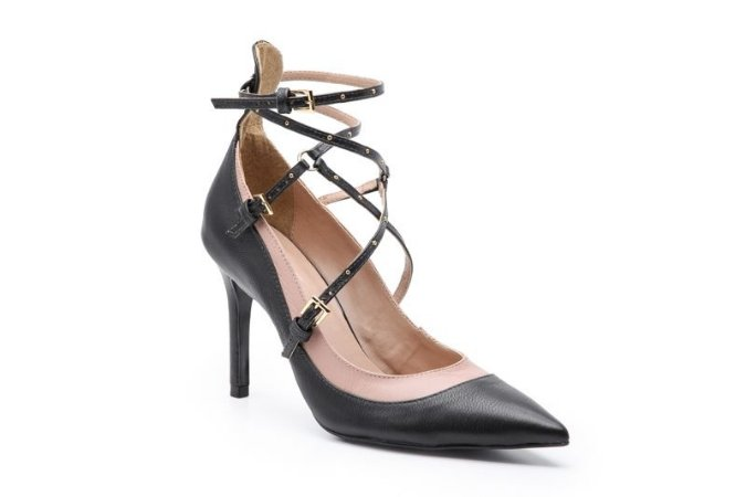 Scarpin Lace Up NEWLOVER