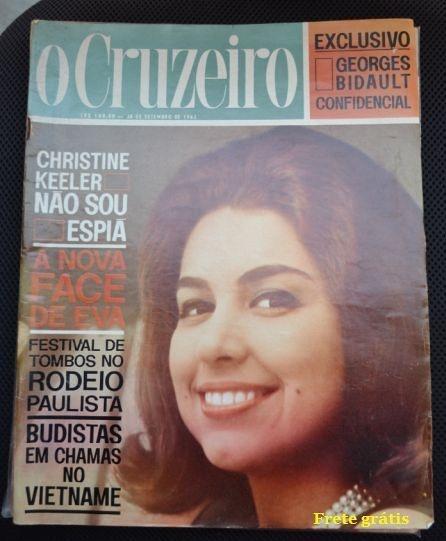 Revista O Cruzeiro de 28 de setembro de 1963