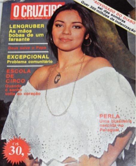 Revista O Cruzeiro 15 de abril de 1980
