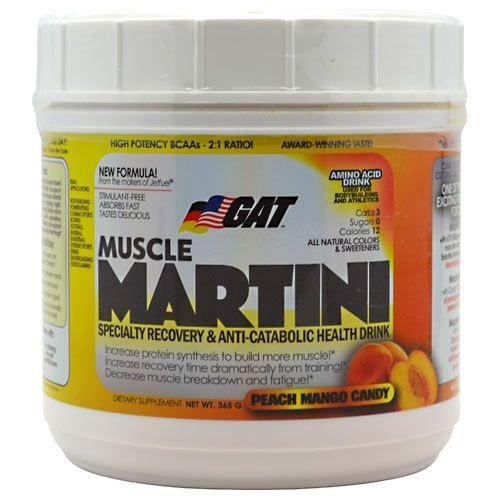 Muscle Martini - 365g - GAT Nutrition