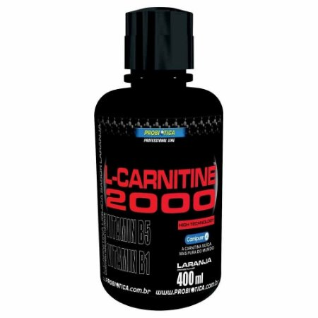 L Carnitina 2000 - Probiótica