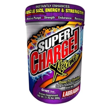 Super Charge Xtreme - Labrada Nutrition