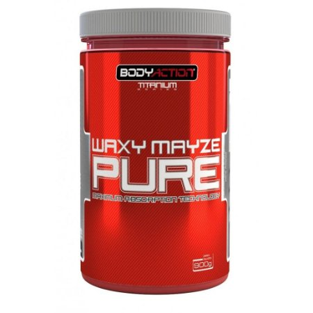 Waxy Maize Pure (900g) Body Action