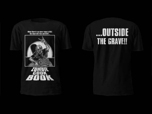 CAMISA LP OUTSIDE THE GRAVE