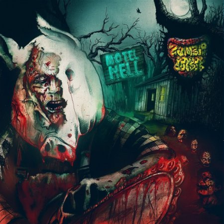 SPLIT EP Motel Hell(Zombie Cookbook) & Dementia Trash(Offal)