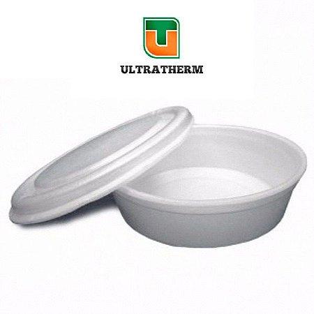 Marmita de Isopor UltraTherm 700ml fardo c/100
