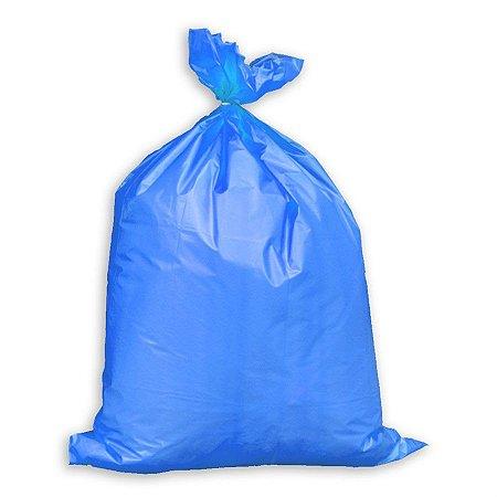 Saco Lixo Azul 47x55cm PROBAG 40 Litros c/100