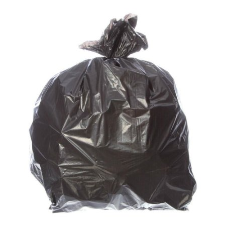 Saco Lixo Preto 45x52cm RAVA 40 Litros c/100