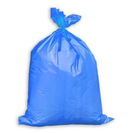 Saco Lixo Azul 70x84cm RAVA 100L c/100