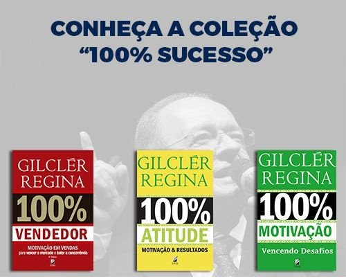 """Coleção de livros """"100% Sucesso"""""""