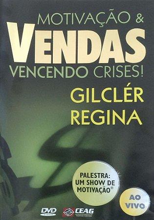 DVD Motivação & Vendas - Vencendo Crises!