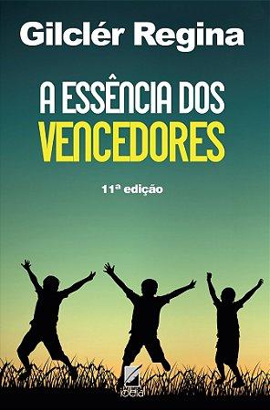 """Livro """"A Essência dos Vencedores"""""""