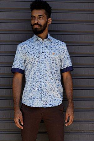 Camisa Flozul Marinho